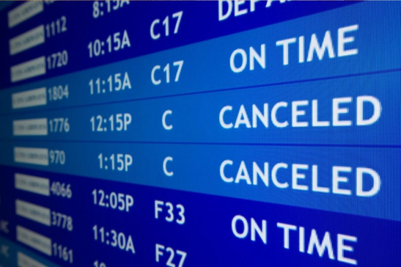 Volo aereo cancellato. Rimborsate anche le commissioni, solo se…